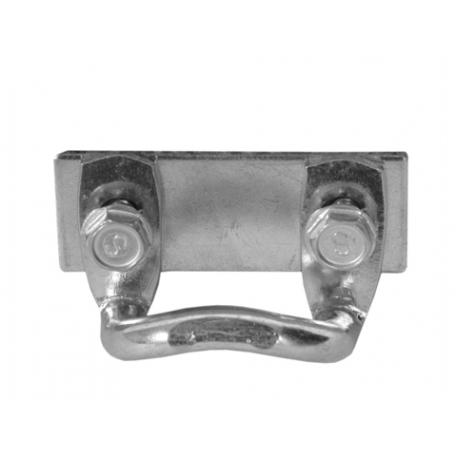 Gache de serrure de boite à gants Mustang 64 à 66