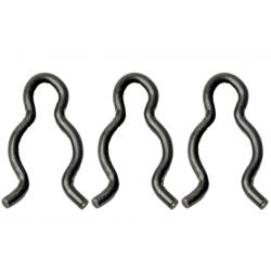 Clips de maintien de câble de frein à main Mustang 64 à 74