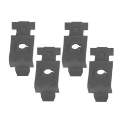 Clip de fixation d'accoudoir Mustang 64 à 66