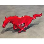 """Sigle Pony de grille de calandre Mustang 94 à 04 """"Flamme"""""""