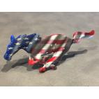 """Sigle Pony de grille de calandre Mustang 94 à 04 """"USA"""""""