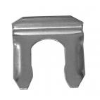 Kit de 3 clips de fixation de flexibles de frein Mustang 64 à 73