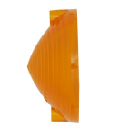 Cabochon orange de clignotant Mustang 64 à 66