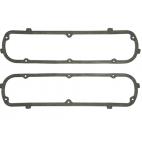 Paire de joints de caches culbuteurs en caoutchouc pour V8 de 260/289/302/351W, Mustang 65 à 73