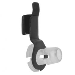 Clip de fixation de tringlerie de barillet de porte, Mustang 64 à 66