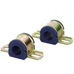 Silents Blocs centraux de barre stabilisatrice diam. 7/8* - 22,2 mm, Mustang 64 à 73