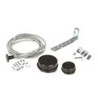 Kit de conversion starter tirette manuelle avec câble, Mustang