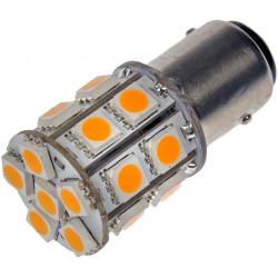 Ampoules à Leds rouges Stop/Clignotants, paire, Mustang 64-73