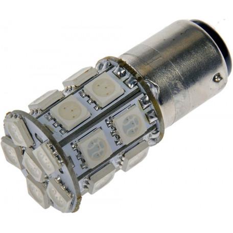 Ampoules à Leds blanches clignotants avant, paire, Mustang 64-73