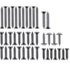 Kit complet de visserie d'intérieur, Mustang cabriolet de 67 à 68