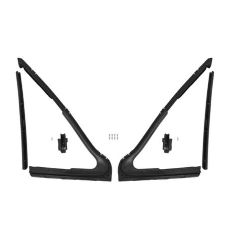 """Joints de fenêtres de ventilation """"paire"""", Mustang 64 à 66"""