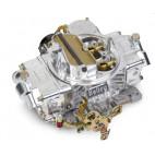 Carburateur Holley 600 CFM Aluminium 4 corps avec starter électrique