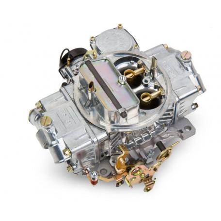 Carburateur Holley 750 CFM Aluminium 4 corps avec starter électrique