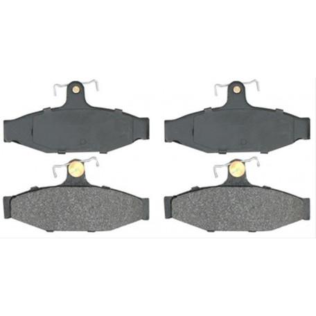 Kit de plaquette de frein arrière, Corvette 88-96