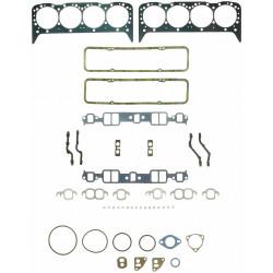 Pochette de joints haut moteur V8 de 283 Ci, Corvette 1957 à 1961