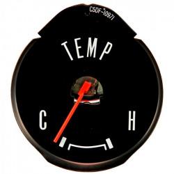 Jauge de température, Mustang 65