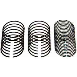 Set complet de segments de pistons taille 0,030 pouces – 260/289/302/251W, Mustang