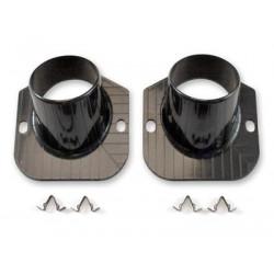 Embase – paire – de gaine de dégivrage, Mustang 65-66