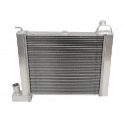 Radiateur en aluminium pour V8 327 et 350 Ci, Corvette 63 à 72