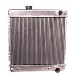 Radiateur aluminium 2 rangs pour V8 260 - 289, Mustang 1964 à 1966