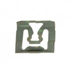 Agrafe de moulure de pare-brise et lunette arrière, Mustang 65 à 73