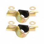 Silentblocs centraux de barre stabilisatrice, Mustang 65 à 73