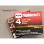 "8 Bougies Motorcraft Mustang V8 ""Small Bloc"" 65-73 & ""Big Block"" 67 à 73"
