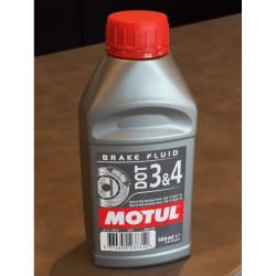 Liquide de frein DOT 3&4, Mustang toutes générations