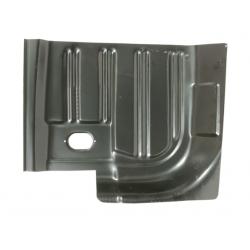 Tôle plancher arrière gauche - Mustang 64 à 70