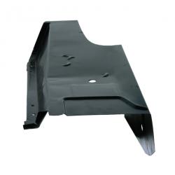 Tôle plancher coffre droit - Mustang 64 à 70
