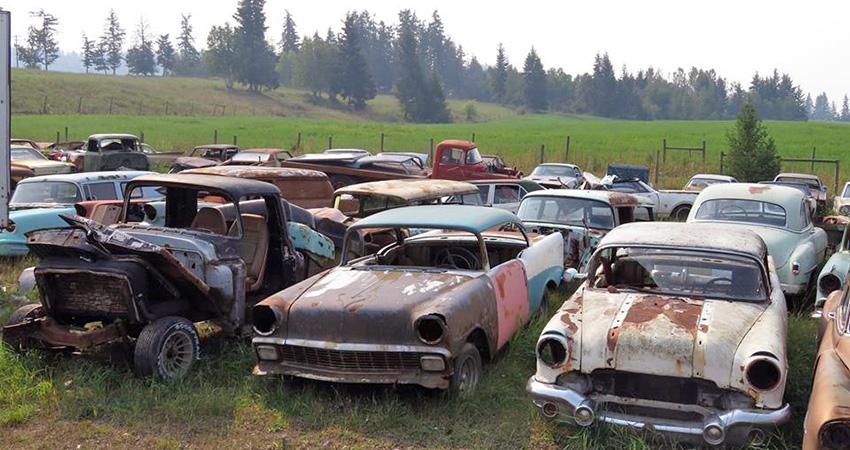 La casse de Rusty Bros Restorations
