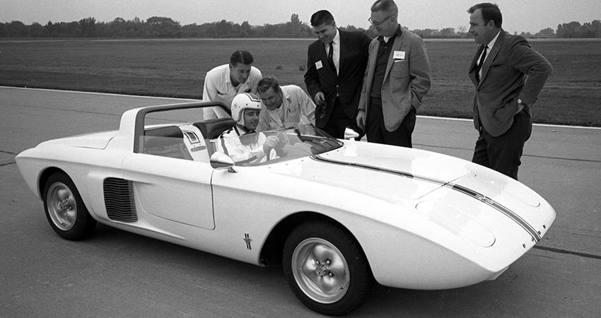 La Ford Mustang I 1962, le roadster sportif de FoMoCo